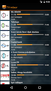 TARR MobilTV screenshot 4