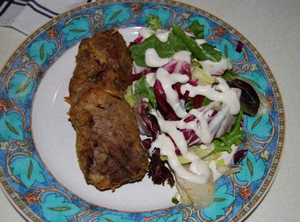 Apple Stuffed Steak Recipe