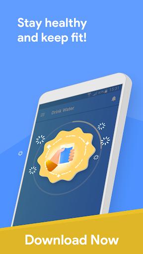 Drink Water Reminder - Water Tracker and Diet 1.23 Screenshots 8