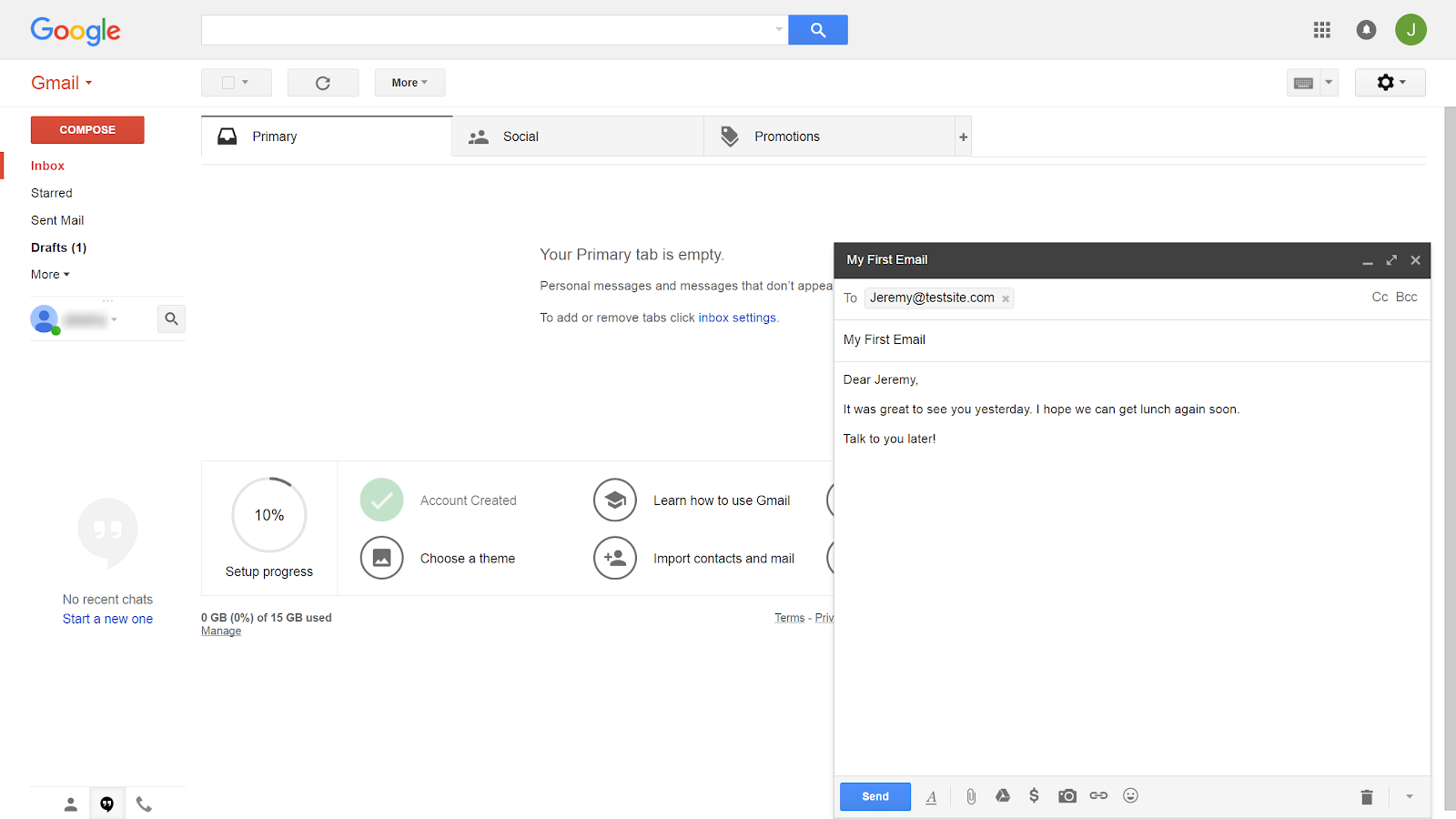 Gmail theme delete - Just As With Any Email Service Gmail Allows You To Send And Receive Email Then Reply To Or Delete An Email Plus So Much More