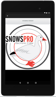 Snow Goose E Caller App- screenshot thumbnail
