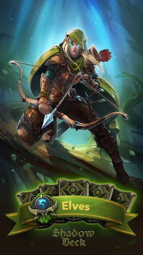 Shadow Deck: Magic Heroes Card CCG screenshots apkshin 12