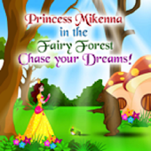 Princess in Fairy Forest