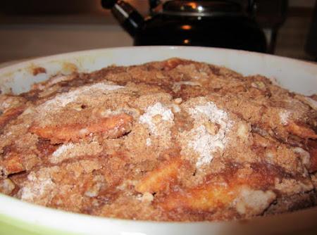 Bon Bon's Apple Crisp Recipe