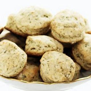Dill-Pepper Buttermilk Biscuits