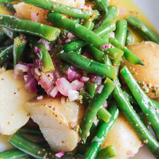 French Green Bean and Potato Salad Recipe