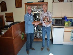 Photo: John Tuffnall Winner Navy Shield