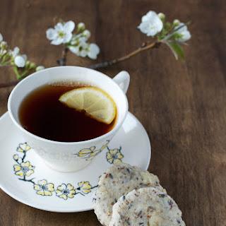 Lemon-Lavender & Macadamia Nut Oatmeal Cookies