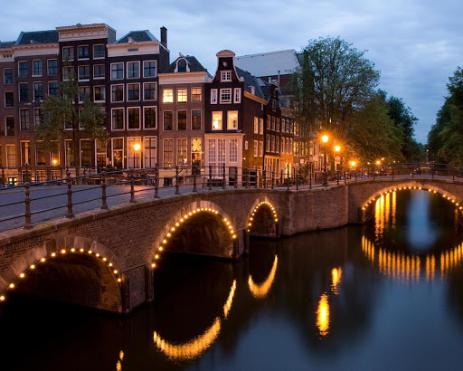 Amsterdam City Wallpaper