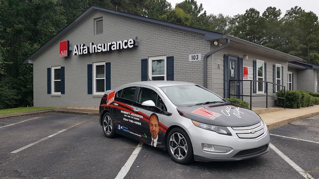 Robert Johnson Alfa Insurance Agency Insurance Agency In Dothan