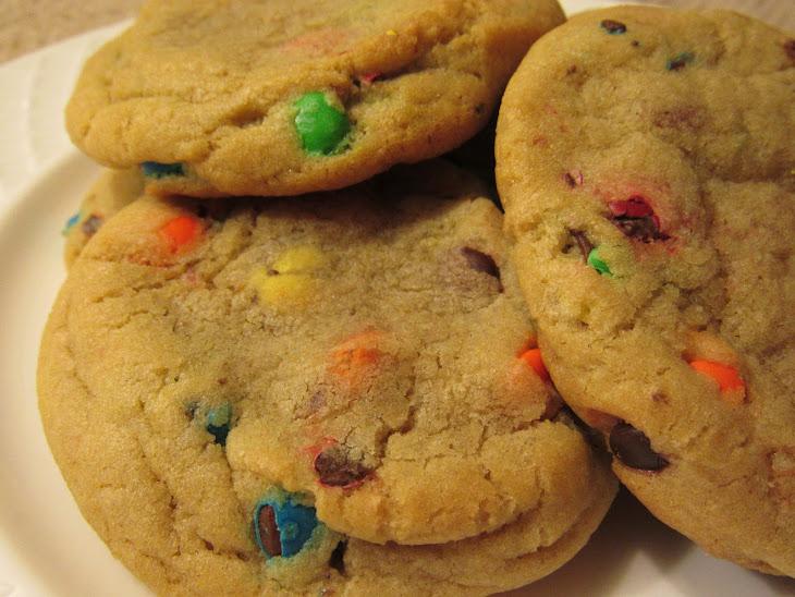 Nana'S M& Cookies Recipe