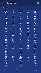 Katakana Pro - náhled