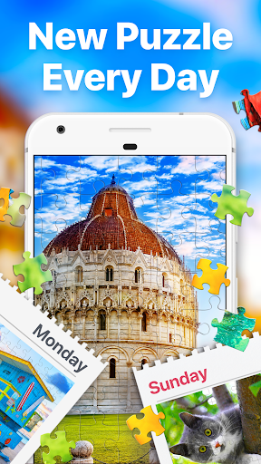 Jigsaw Puzzles screenshot 4
