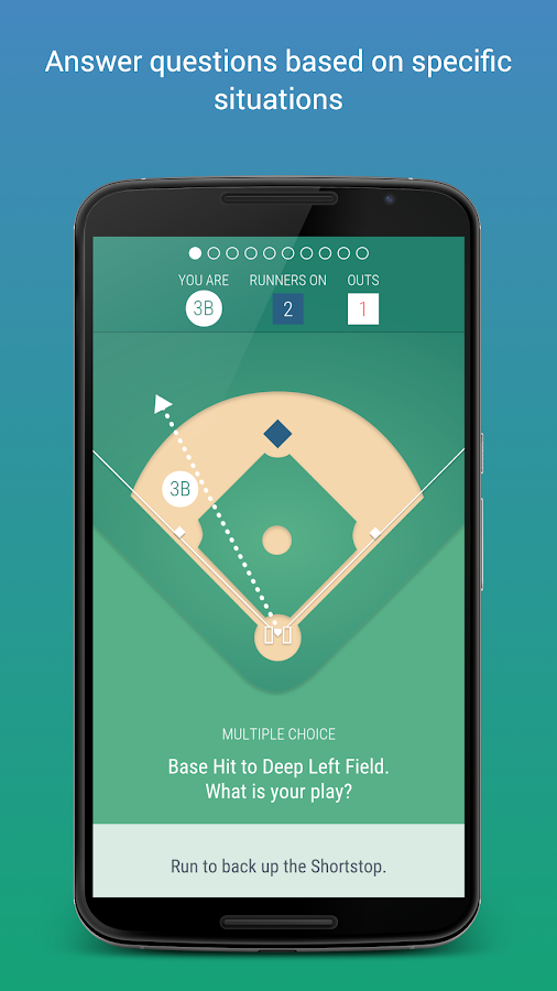 BASIQs Baseball- screenshot