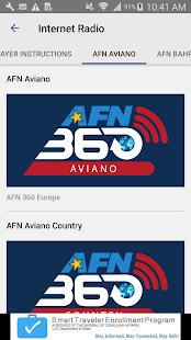 AFN Europe - náhled