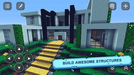 Terra Cube Craft & Exploration APK screenshot thumbnail 1