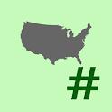 Grid Ref UTM icon