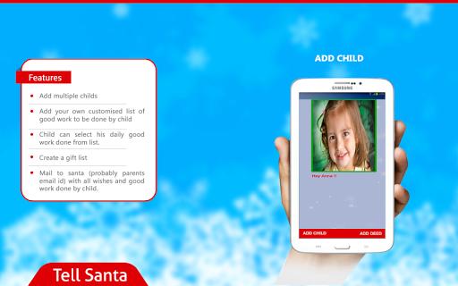 TellSanta – Christmas Gift screenshot 1