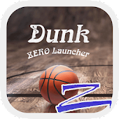 Dunk Theme - ZERO launcher