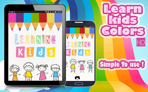 Learning Kids Colors™ HD