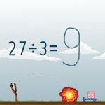 Division Math Game Icon