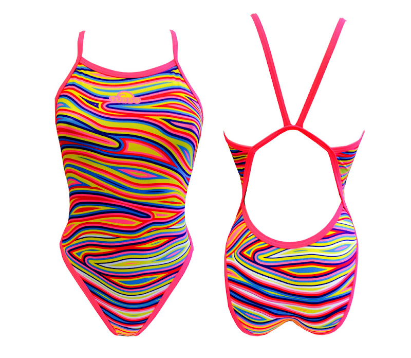 Turbo Swimsuit Women FLOW - 83026430