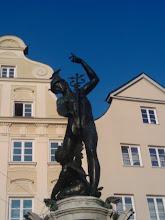 Photo: Merkurbrunnen