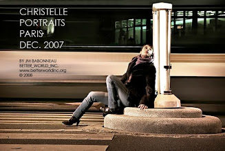 Photo: CHRISTELLE PICOT - ACTRESS Paris, 2007. © photo by jean-marie babonneau all rights reserved www.betterworldinc.org