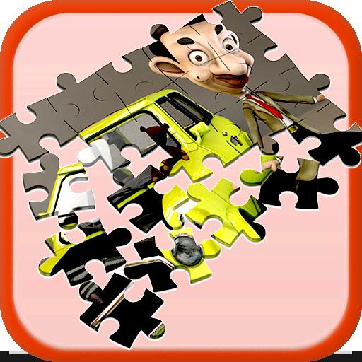 Jigsaw for Mr-Bean Toys