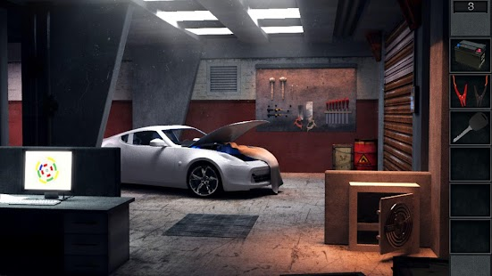 Escape Agent Screenshot