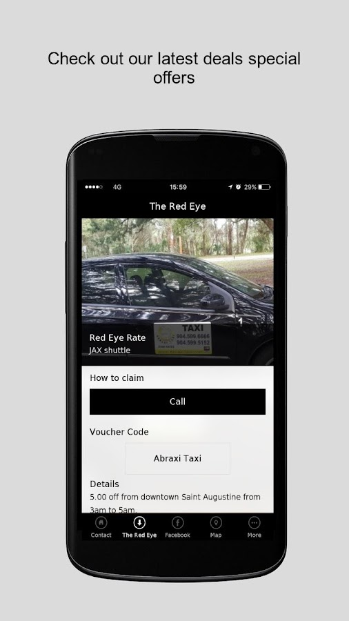 Abraxi Taxi- screenshot
