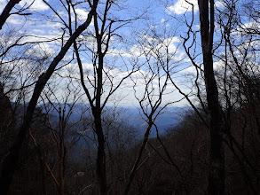 休憩地からの眺め
