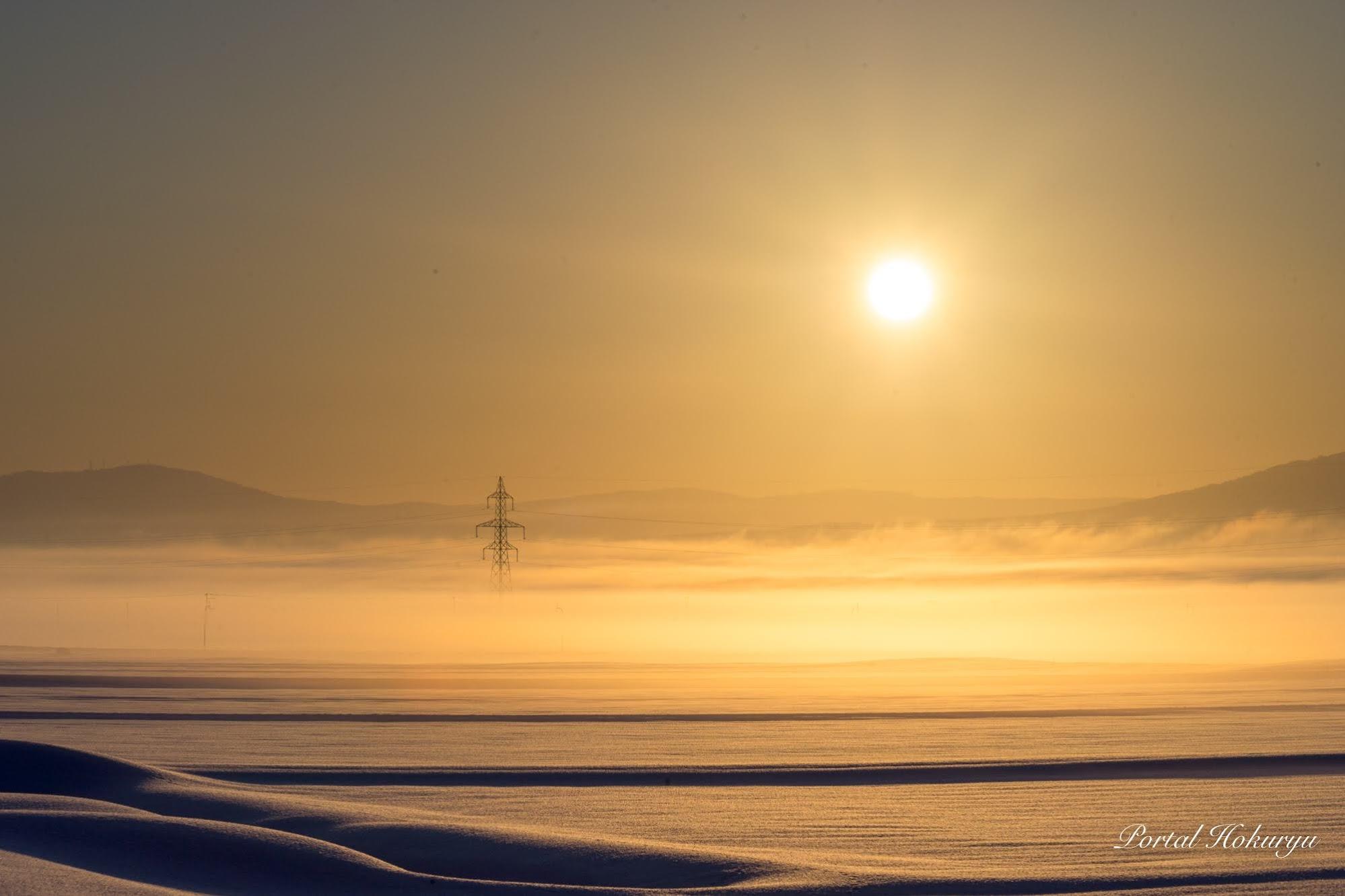 朝陽輝く時