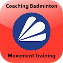 Badminton Footwork Training icon
