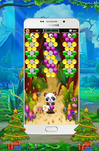 Panda Pop Rescue - Bubble Shooter cheat screenshots 3