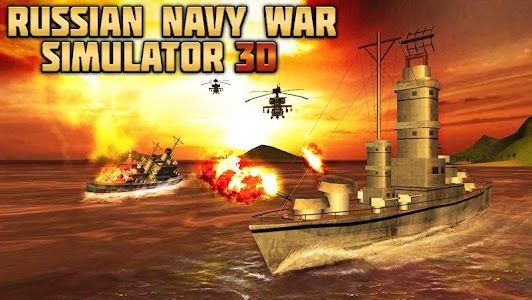 Russian Navy War Simulator 3D v1.0
