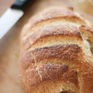 Simple Whole Wheat Bread.