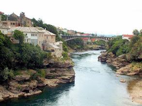 Photo: Mostar - Neretva river