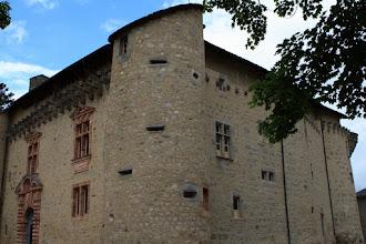 Photo: J33 : St Alban sur Limagnole, château
