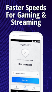 VPN: Best Private & Secure VyprVPN App Download For Android Varies with device 6