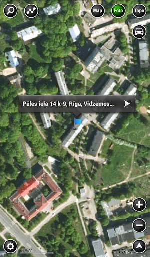 Baltic Maps screenshot 4