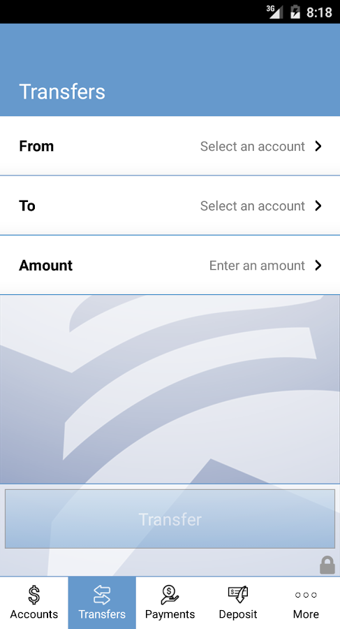 CB&S Bank Mobile- screenshot
