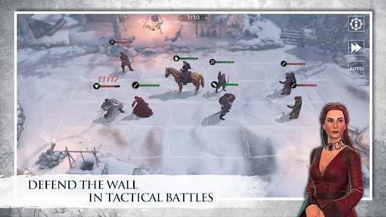 Game of Thrones Beyond the Wall Apk Mod +OBB/Data with [Unlimited Resources] 2