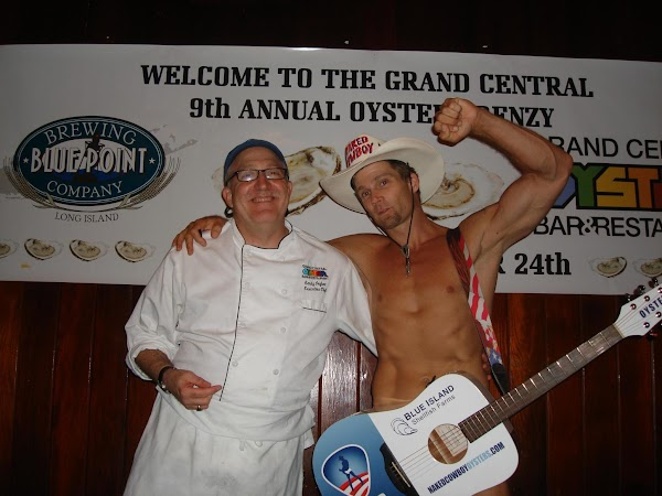 Chef Ingber's Naked Cowboy Oysters Recipe