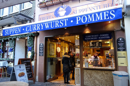 Places to eat in Frankfurt