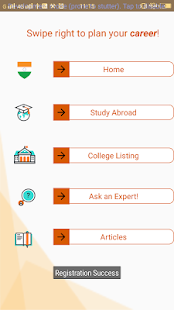 IndiaEducation - Colleges & Career Information - náhled