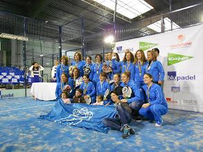 Photo: Club de tenis Chamartin Madrid
