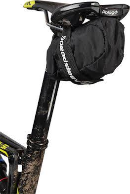 33ea8d7c10 SpeedSleev Ranger Plus Black Saddle Bag alternate image 0