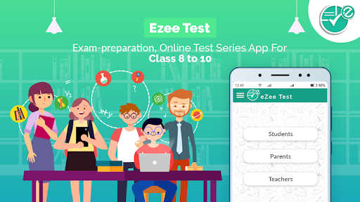 eZee Test -The Test Series App screenshot 10