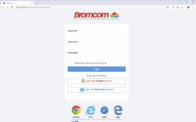 BromComTabs